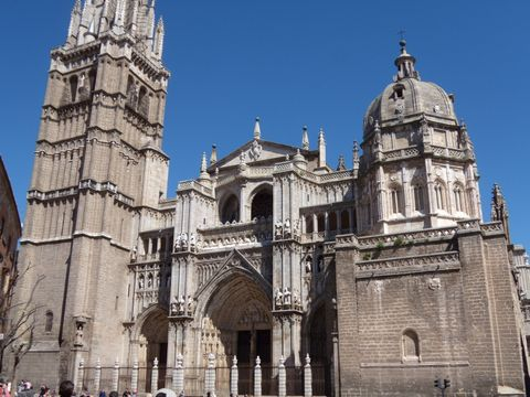 Catedral Primada (Vista exterior)