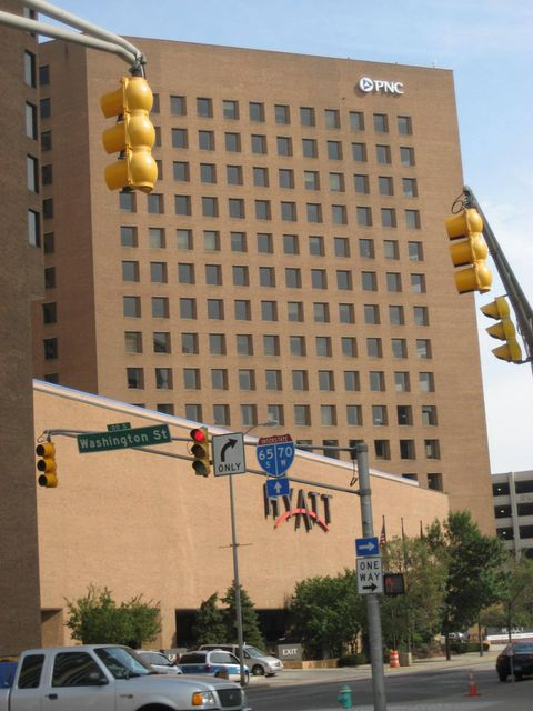 Hyatt Regency Indianapolis (Building)