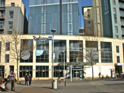 Radisson Blu Bristol (Building)