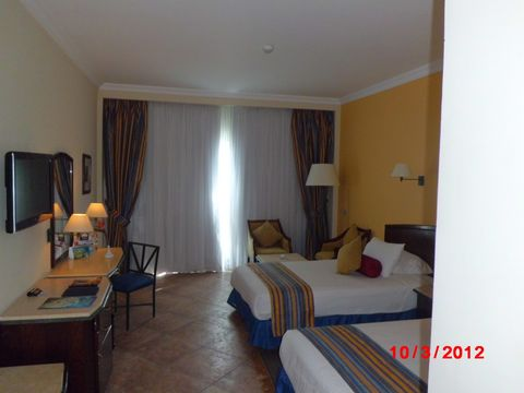 Sultan Gardens Resort (Room and features)