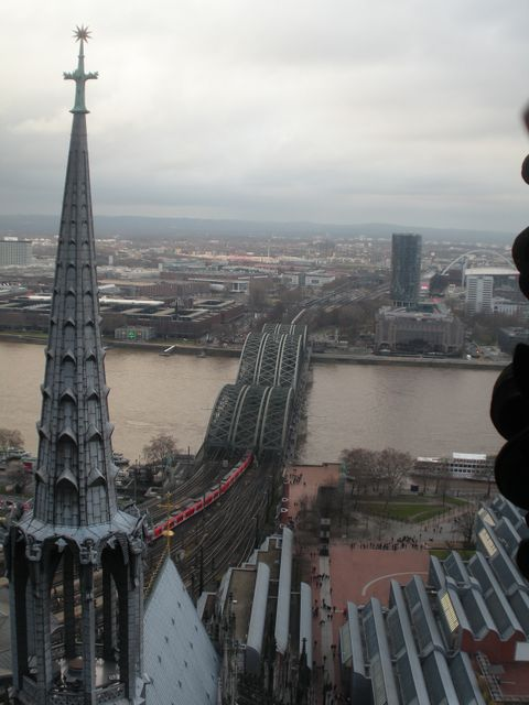 Klner Dom (Aussicht)