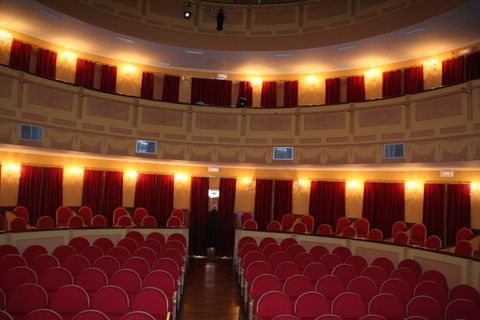 Teatro Municipal (Interior view)