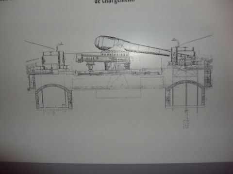 The 100 Tonne Gun (Detalle)