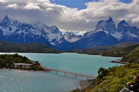 Torres del Paine National Park (View)