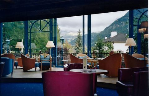 Adler Dolomiti Spa & Sport Resort (Bar)