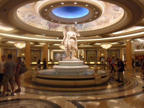 Caesars Palace (Entrance)