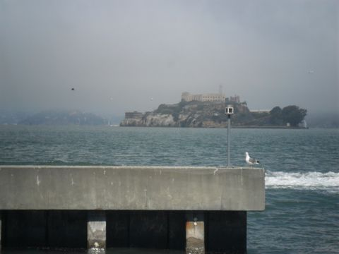 Alcatraz (Exterior view)