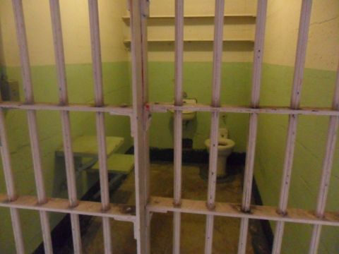 Alcatraz (Interior view)