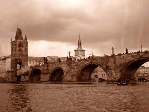 Charles Bridge (View)