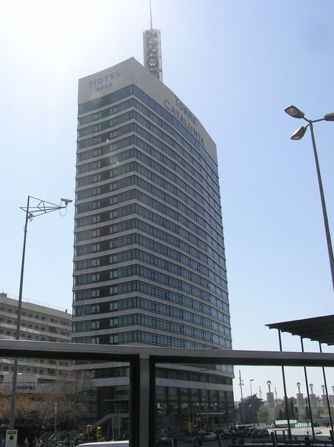 Gran Torre Catalunya (Communal areas (e.g. garden))