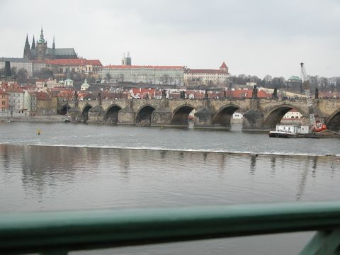 Charles Bridge (Exterior view)