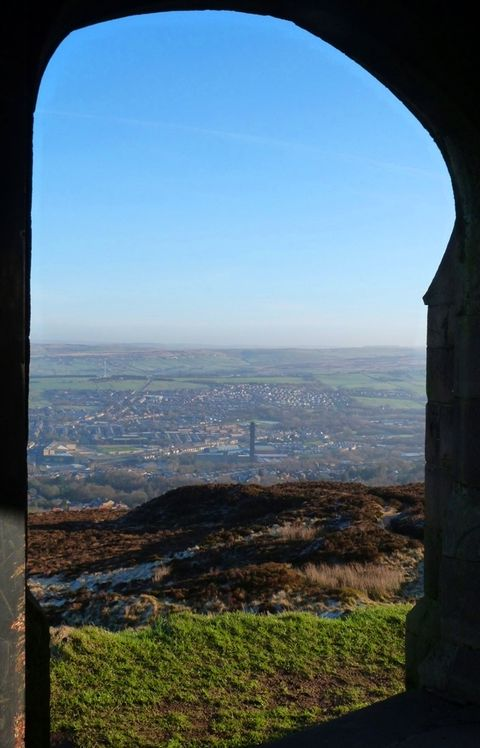 Darwen Tower (View)