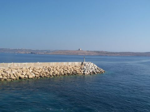 Ferry Terminal Mgarr (Vue extrieure)