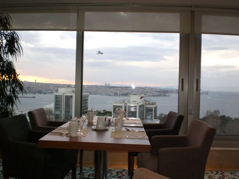 Hilton ParkSA Istanbul (Doruak bife)