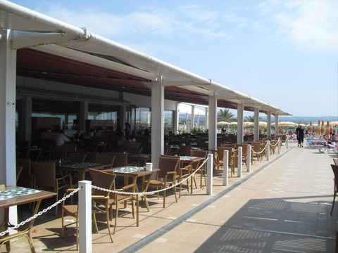 Asterias Beach (Restaurante)