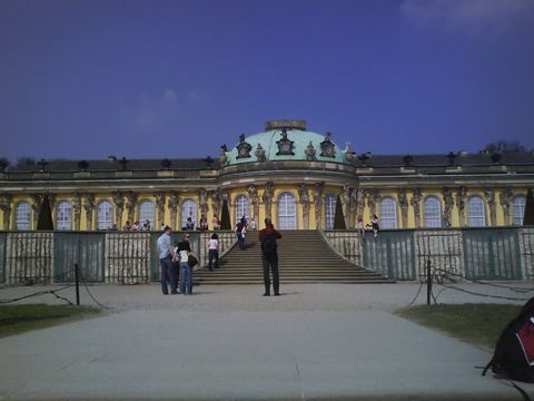 Park Sanssouci (Veduta esterna)