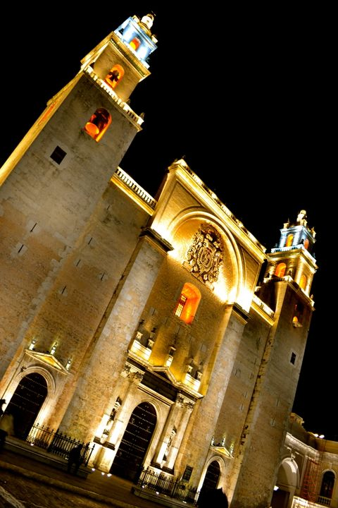 Catedral de Mrida (Aussicht)