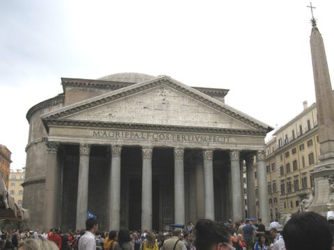 Pantheon (Exterior view)