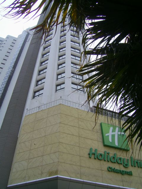 Holiday Inn Chiangmai (Edificio)