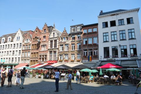 Grand' Place (Aussenansicht)