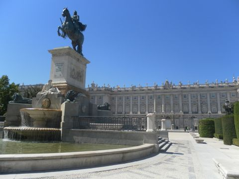 Palacio Real (Highlight)