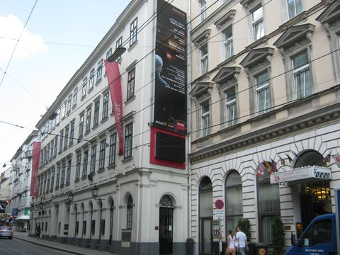 Cordial Theaterhotel Vienna (Building)