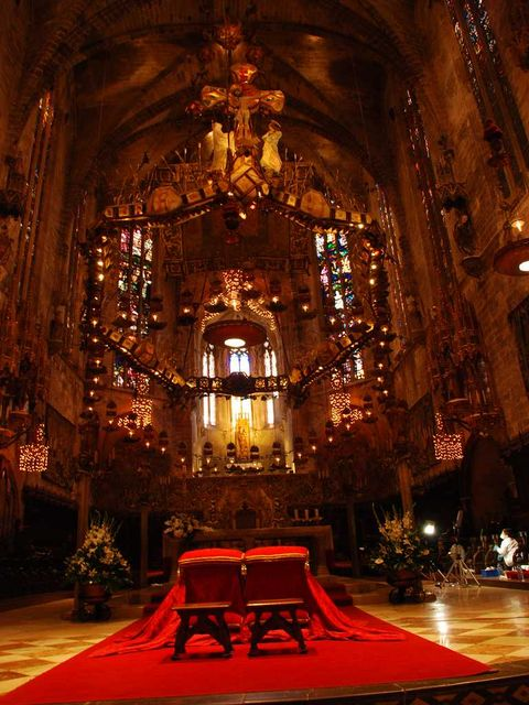 La Catedral (Aspecto destacable)