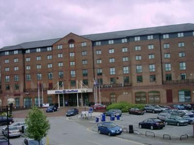 Hilton Sheffield (Building)