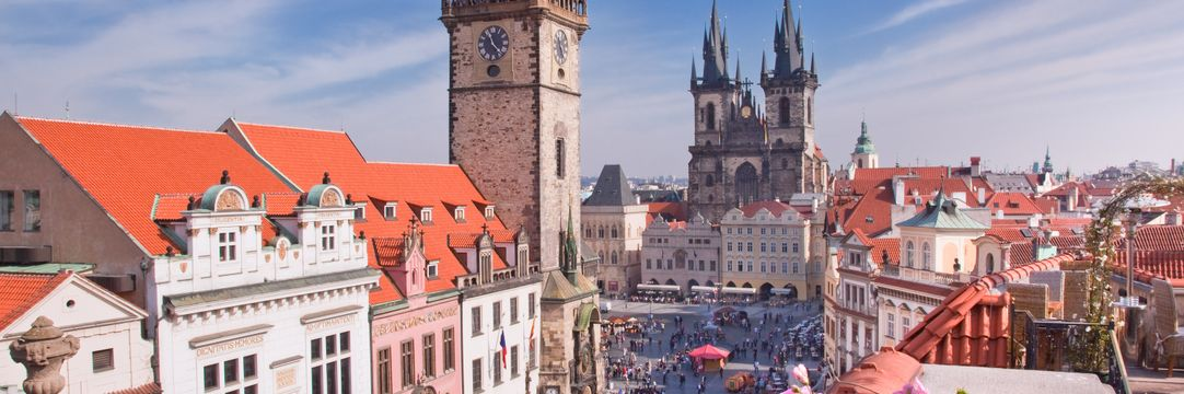 Prague Hotels Find Compare The Best Deals On Trivago - A walking tour of prague 15 historical landmarks