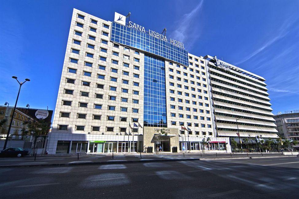 Hotel SANA Lisboa Hotel, Lisboa – trivago.pt