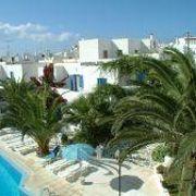 Sagterra**  in Naxos stad