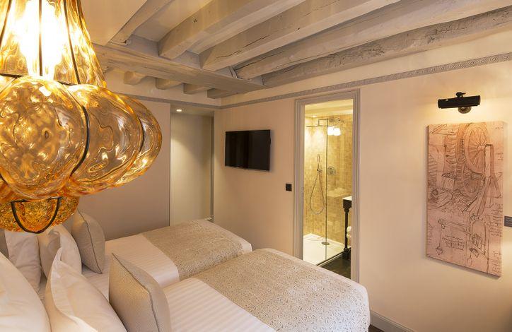 Hotel Hotel Da Vinci Spa Paris